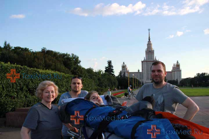Экскурсия для наших клиентов из Петербурга